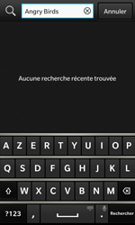 BlackBerry Z10 - Applications - Télécharger une application - Étape 15