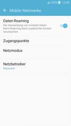 Samsung J510 Galaxy J5 (2016) - Ausland - Auslandskosten vermeiden - Schritt 7
