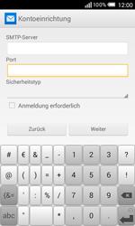 Alcatel OT-5050X Pop S3 - E-Mail - Konto einrichten - Schritt 16