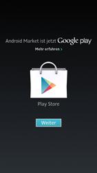 Sony Xperia Sola - Apps - Konto anlegen und einrichten - 16 / 19