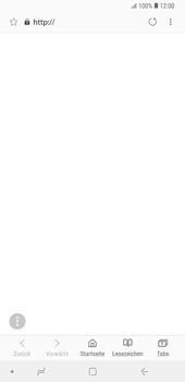 Samsung Galaxy Note9 - Internet und Datenroaming - Verwenden des Internets - Schritt 7