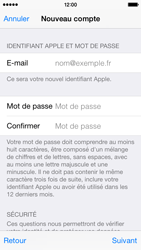 Apple iPhone 5c iOS 8 - Applications - Configuration de votre store d