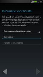 HTC Desire 601 - apps - account instellen - stap 12