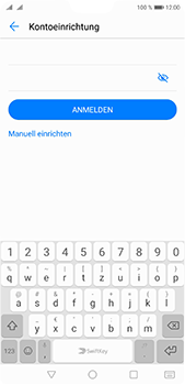 Huawei P20 Pro - E-Mail - Konto einrichten (yahoo) - Schritt 6