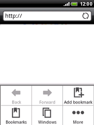 HTC A3333 Wildfire - Internet - Manual configuration - Step 15