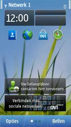 Nokia C7-00 - netwerk en bereik - gebruik in binnen- en buitenland - stap 11