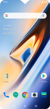 OnePlus 6T - Software - Update - 1 / 1