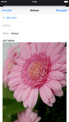 Apple iPhone 6 Plus - E-mail - Envoi d