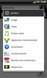 HTC A9191 Desire HD - MMS - envoi d'images - Étape 9