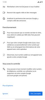 OnePlus 7T - Applications - Créer un compte - Étape 14