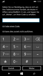 Microsoft Lumia 640 - Apps - Konto anlegen und einrichten - 22 / 26