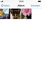Apple iPhone SE - iOS 12 - MMS - Afbeeldingen verzenden - Stap 10