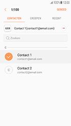 Samsung Galaxy J3 (2017) - E-mail - hoe te versturen - Stap 8