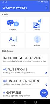 Huawei P20 Pro - Android Pie - Prise en main - Comment ajouter une langue de clavier - Étape 7