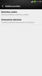 HTC One Mini - netwerk en bereik - gebruik in binnen- en buitenland - stap 6