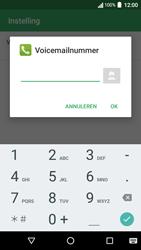 Acer Liquid Zest 4G - Voicemail - Handmatig instellen - Stap 9