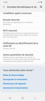 Samsung Galaxy S20 5G - Prise en main - Comment activer un code SIM - Étape 5