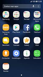 Samsung G930 Galaxy S7 - Android Nougat - Voicemail - Handmatig instellen - Stap 3