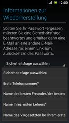 Sony Xperia J - Apps - Einrichten des App Stores - Schritt 14