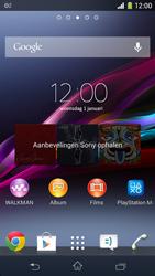Sony D5503 Xperia Z1 Compact - Internet - automatisch instellen - Stap 4
