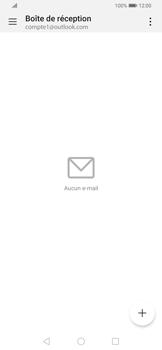 Huawei P Smart Z - E-mails - Ajouter ou modifier votre compte Outlook - Étape 3