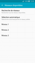 Samsung Galaxy J3 (2016 (J320) - Réseau - utilisation à l'étranger - Étape 11