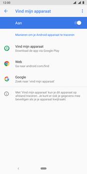 Nokia 9 - Toestel - Stel Zoek mijn mobiel in - Stap 7
