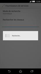 Sony Xperia Z2 - Réseau - Sélection manuelle du réseau - Étape 9