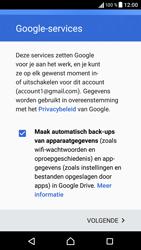 Sony Sony Xperia XA (F3111) - E-mail - Handmatig instellen (gmail) - Stap 15