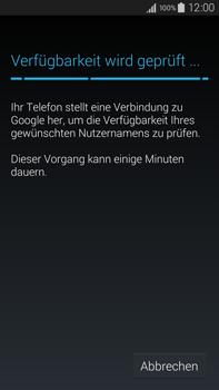 Samsung Galaxy Note 4 - Apps - Einrichten des App Stores - Schritt 9