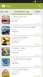 Samsung Galaxy S III LTE - Apps - Installieren von Apps - Schritt 10