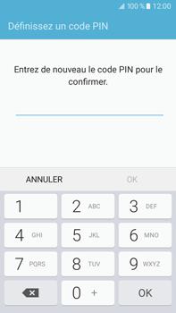 Samsung Samsung Galaxy J7 (2016) - Sécuriser votre mobile - Activer le code de verrouillage - Étape 9