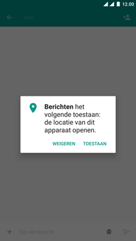 OnePlus 3 - Android Oreo - MMS - Afbeeldingen verzenden - Stap 4