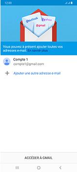Samsung Galaxy A70 - E-mails - Ajouter ou modifier votre compte Gmail - Étape 13