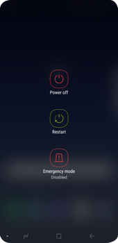 Samsung Galaxy S9 Plus - Internet and data roaming - Manual configuration - Step 30