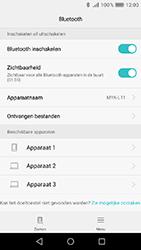 Huawei Y6 (2017) - Bluetooth - koppelen met ander apparaat - Stap 7