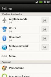HTC A320e Desire C - MMS - Manual configuration - Step 4
