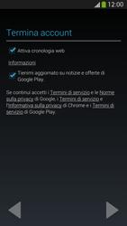 Samsung Galaxy S 4 LTE - Applicazioni - Configurazione del negozio applicazioni - Fase 17