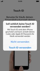 Apple iPhone SE - iOS 11 - Persönliche Einstellungen von einem alten iPhone übertragen - 12 / 29