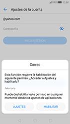 Huawei P10 - E-mail - Configurar Yahoo! - Paso 6