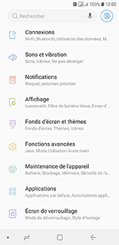 Samsung Galaxy A6 - Applications - Supprimer une application - Étape 4