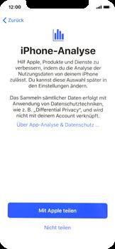 Apple iPhone X - iOS 11 - Persönliche Einstellungen von einem alten iPhone übertragen - 22 / 40