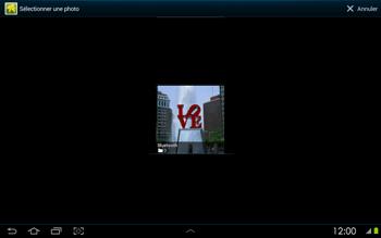 Samsung P5100 Galaxy Tab 2 10-1 - E-mail - envoyer un e-mail - Étape 11