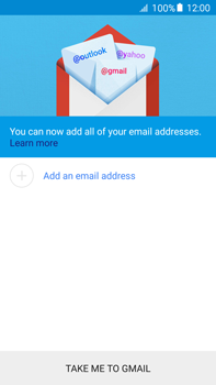 Samsung Galaxy A8 - E-mail - 032a. Email wizard - Gmail - Step 7