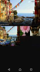 Sony Xperia Z5 Compact - Photos, vidéos, musique - Envoyer une photo via Bluetooth - Étape 4