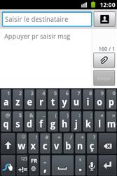 Samsung S7500 Galaxy Ace Plus - MMS - envoi d'images - Étape 3
