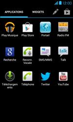Bouygues Telecom Bs 401 - Contact, Appels, SMS/MMS - Envoyer un MMS - Étape 3