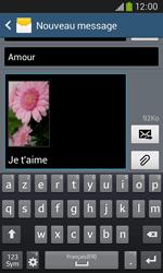 Samsung S7275 Galaxy Ace 3 - MMS - envoi d'images - Étape 19