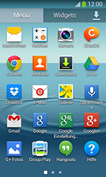 Samsung Galaxy Grand Neo - SMS - Manuelle Konfiguration - 3 / 9