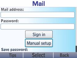 Nokia Asha 210 - Email - Manual configuration POP3 with SMTP verification - Step 7